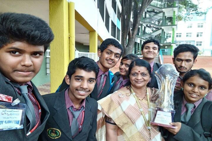 Vivekananda Educational Centre-Winners