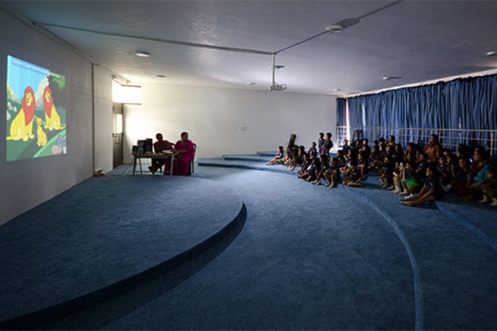 Ekya School-Audio Visual Room