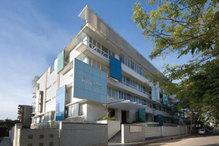 Ekya School-Campus View