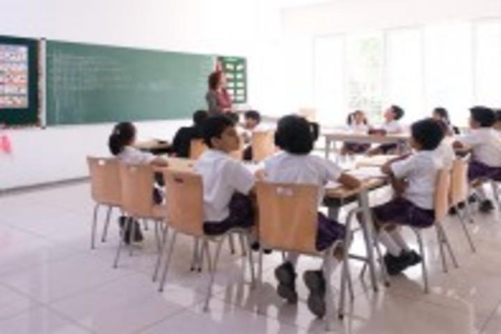 Ekya School-Classroom