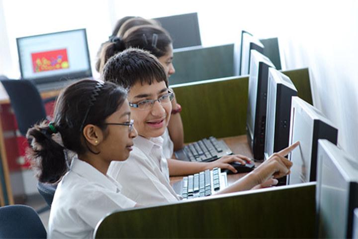 Ekya School-Computer Lab