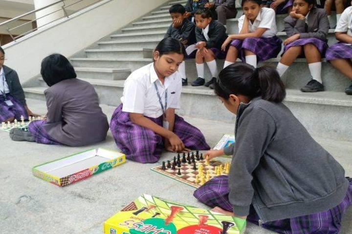 Ekya School-Indoor Games