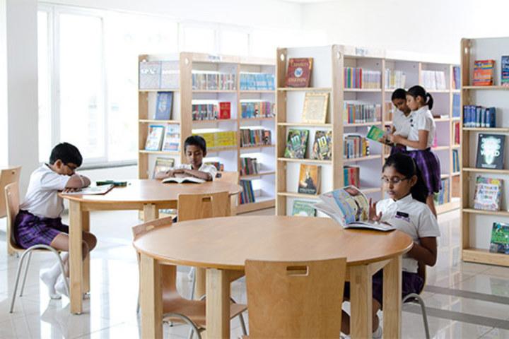 Ekya School-Library