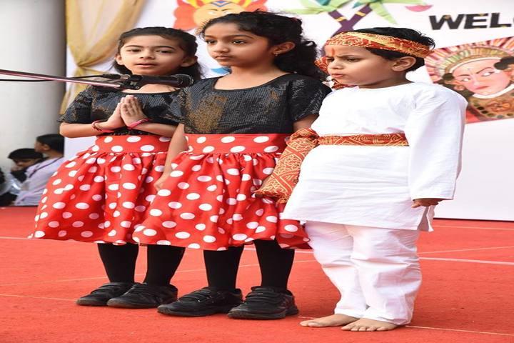 Ekya School-Singing Competition