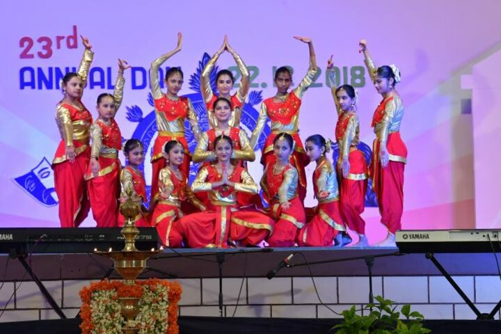 Coorg Public School-Annual Day