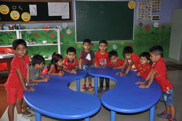 Coorg Public School-Classroom Activity