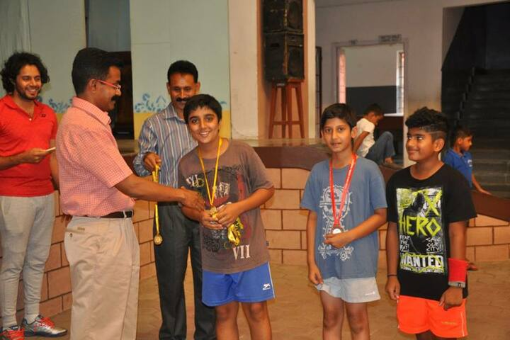 Coorg Public School-Prize Distribution