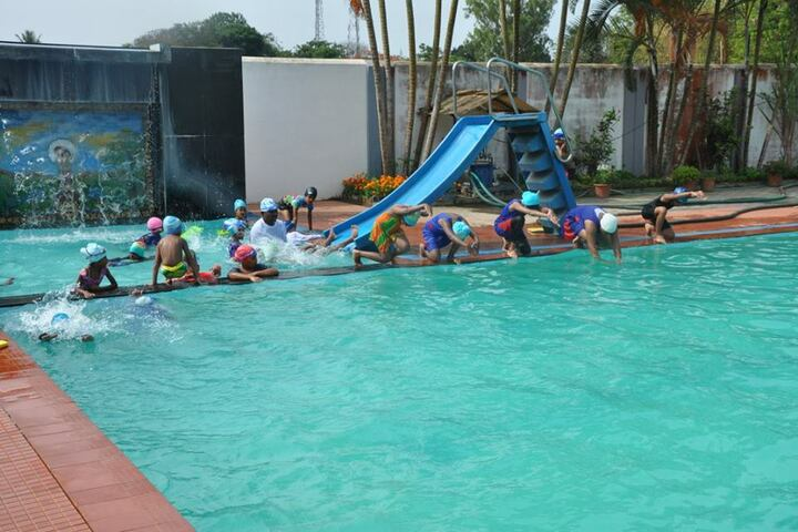 Coorg Public School-Swimming Pool