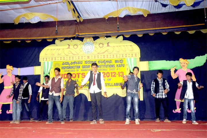 Vidyaniketan Public School-Dance