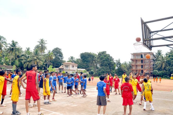 Vidyaniketan Public School-Games
