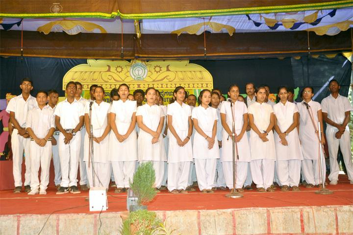 Vidyaniketan Public School-Singing