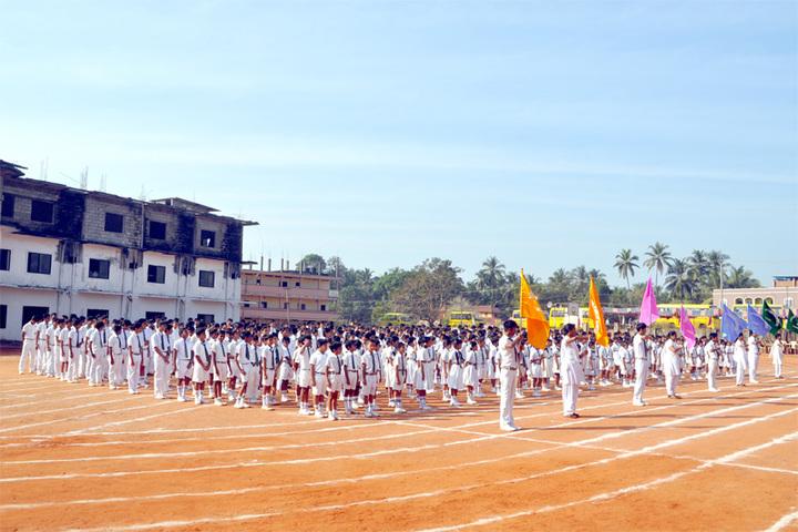 Vidyaniketan Public School-Sports Day
