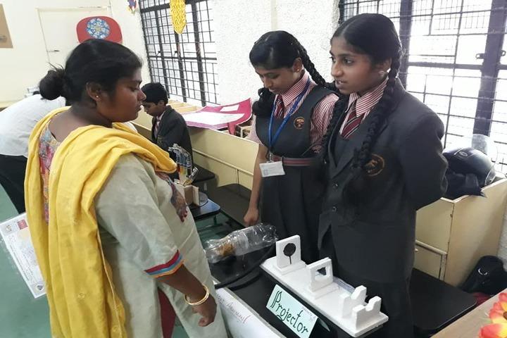 Dayananda Sagar International School-Science Exhibition