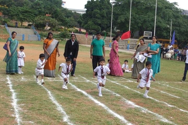 Dayananda Sagar International School-Sports Day