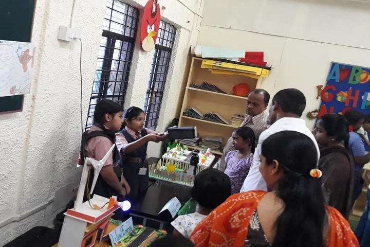 Dayananda Sagar International School-School Exhibition