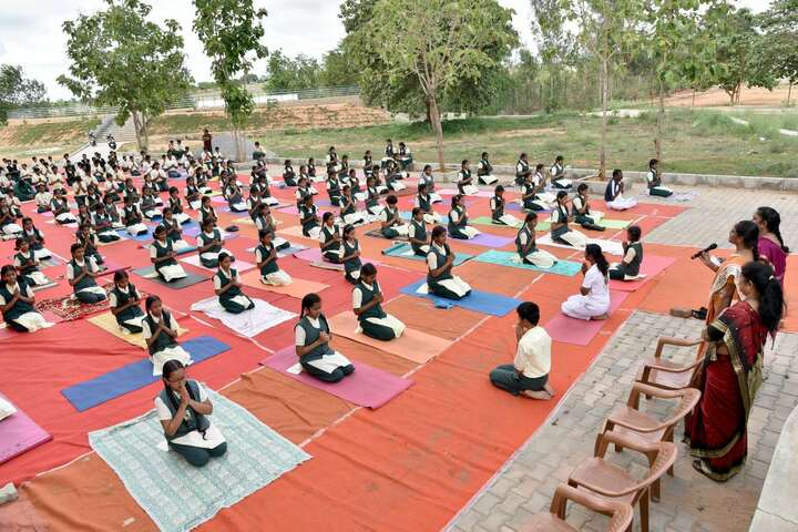 Acharya Vidya Kula-Yoga