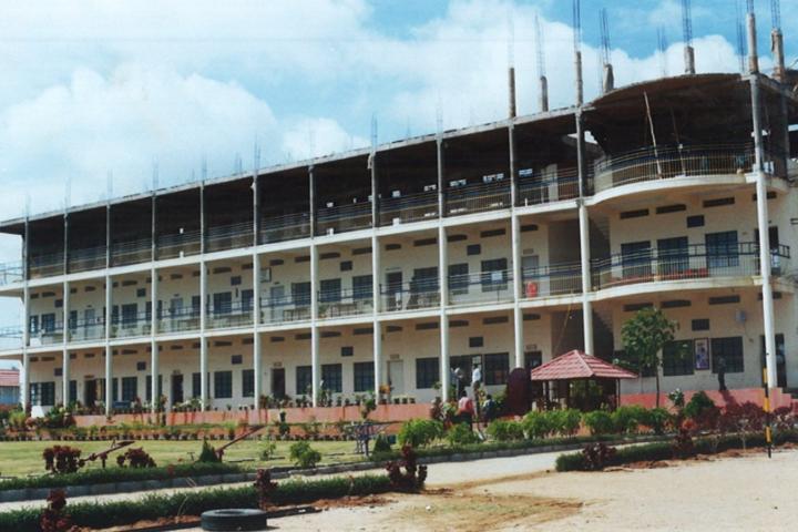 Sri Vani Public School-Campus View
