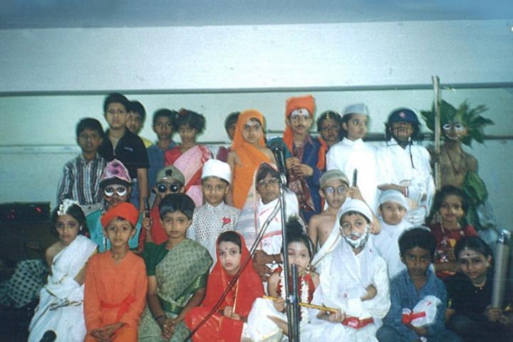Sri Vani Public School-Fancy Dress