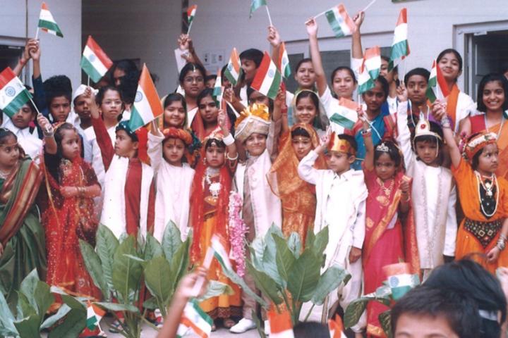 Sri Vani Public School-Independence Day