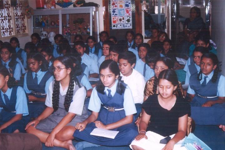 Sri Vani Public School-Music Room