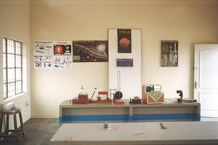 Sri Vani Public School-Physics Lab