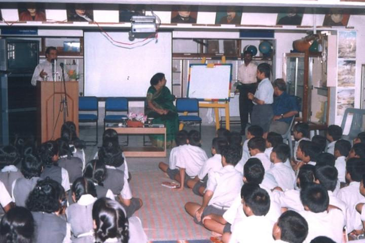 Sri Vani Public School-Seminar