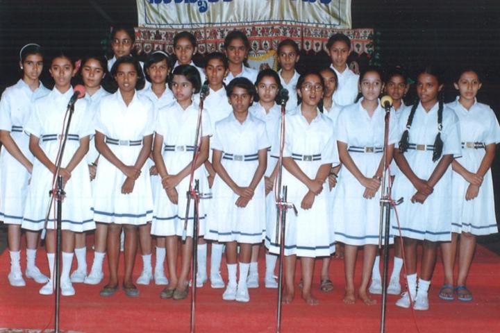 Sri Vani Public School-Singing