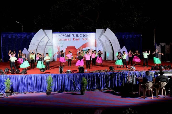 Mysore Public School-Annual Day