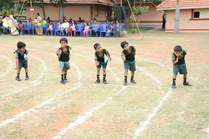 Mysore Public School-Annual Sports Day