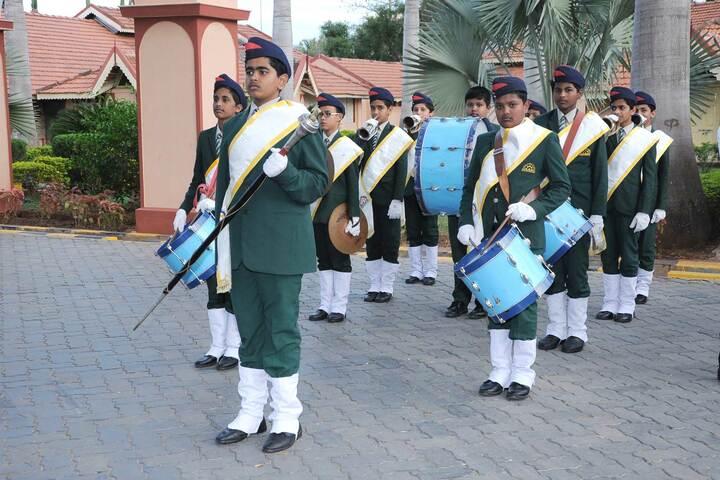 Mysore Public School-Band Troop