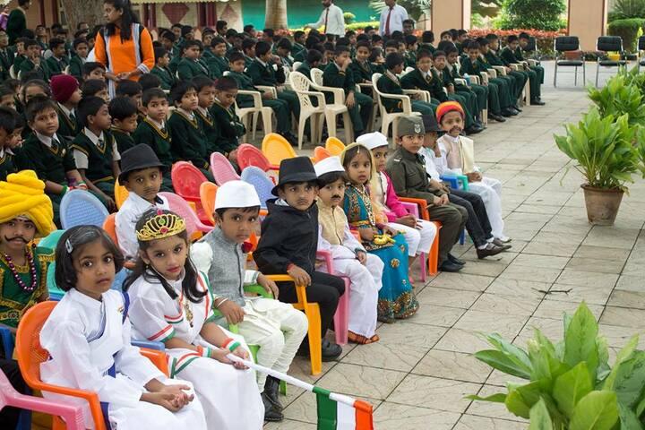 Mysore Public School-Fancy Dress