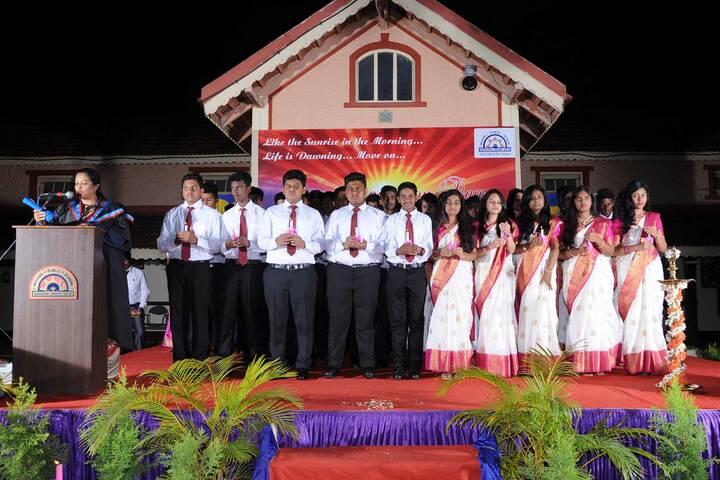 Mysore Public School-Graduation Day