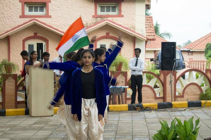 Mysore Public School-Independence Day