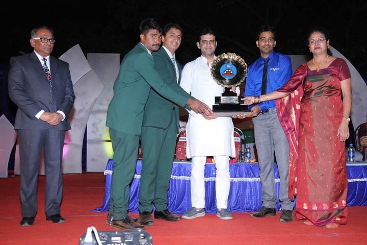 Mysore Public School-Prize Distribution