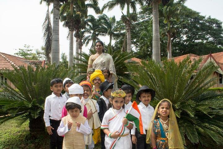 Mysore Public School-Republic Day