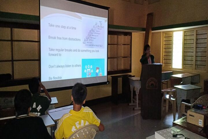 Mysore Public School-Seminar