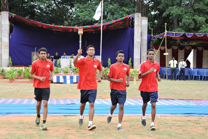 Mysore Public School-Sports Day