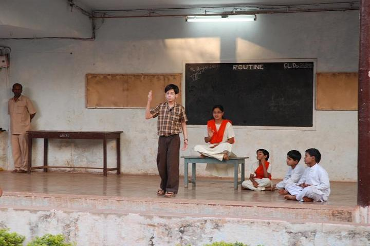 Sandur Residential School-Drama