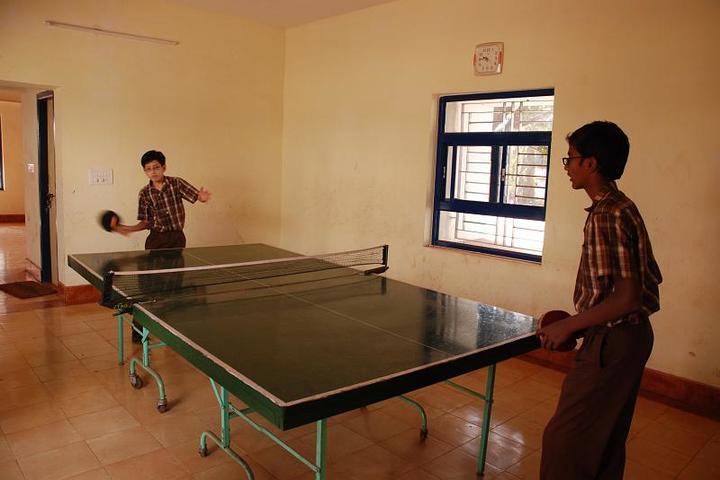 Sandur Residential School-Indoor Games