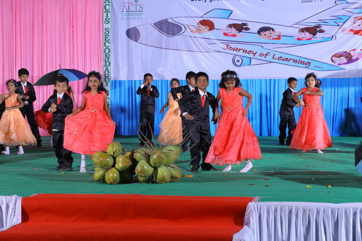 Acts Secondary School-Annual Day