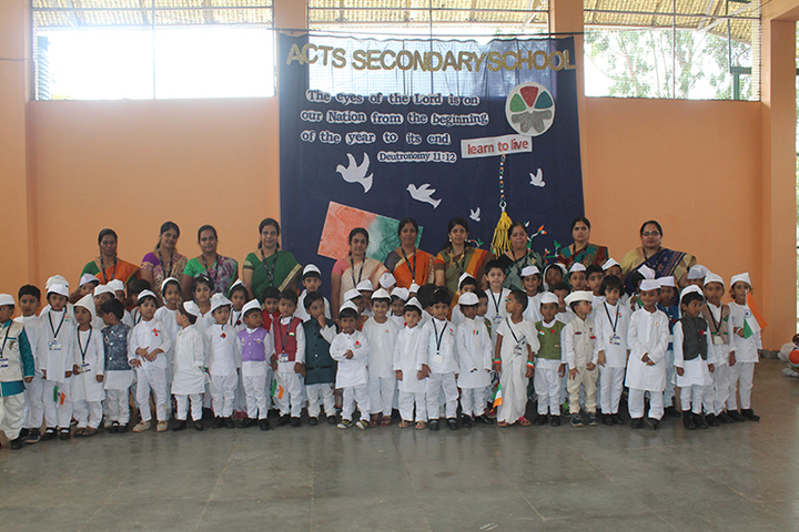 Acts Secondary School-Childrens Day
