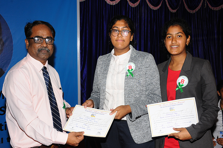 Acts Secondary School-Prize Distribution