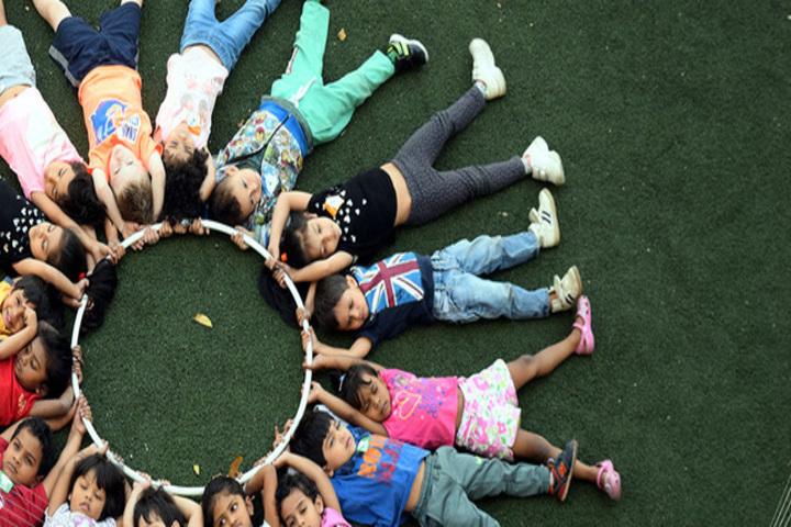 Childs of School