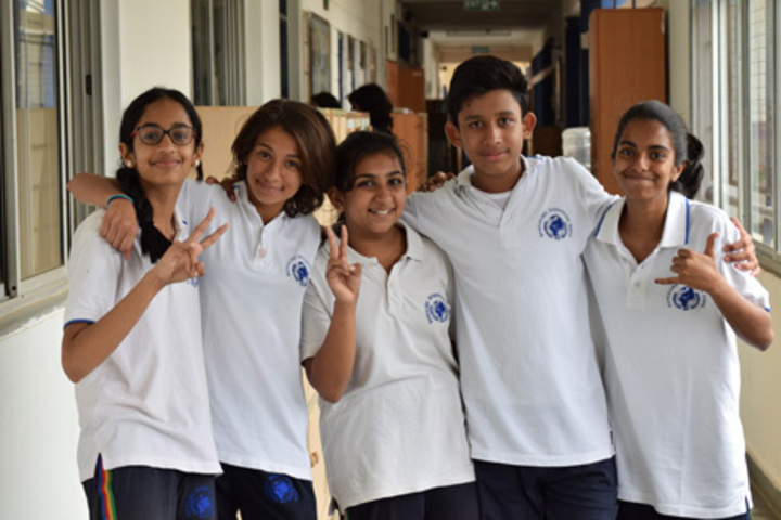 Students Friendship