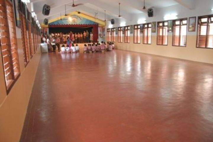 St Theresas School-Auditorium