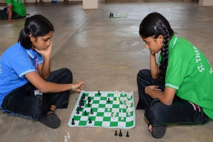 St Theresas School-Chess Game