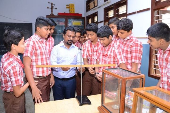 St Theresas School-Physics Lab
