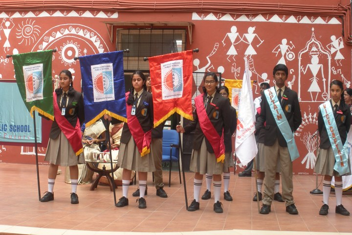 Appollo National Public School-Investiture Ceremony