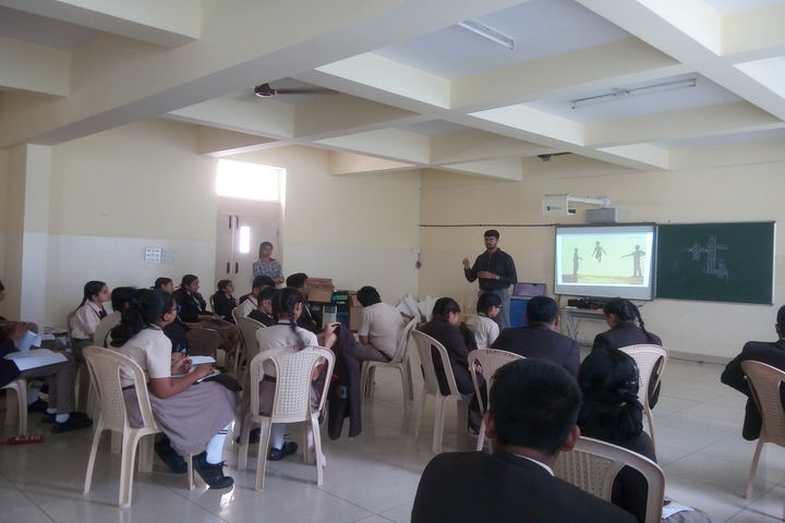 Appollo National Public School-Seminar