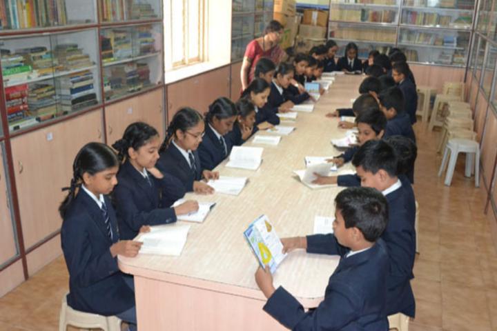 Auden School-Library